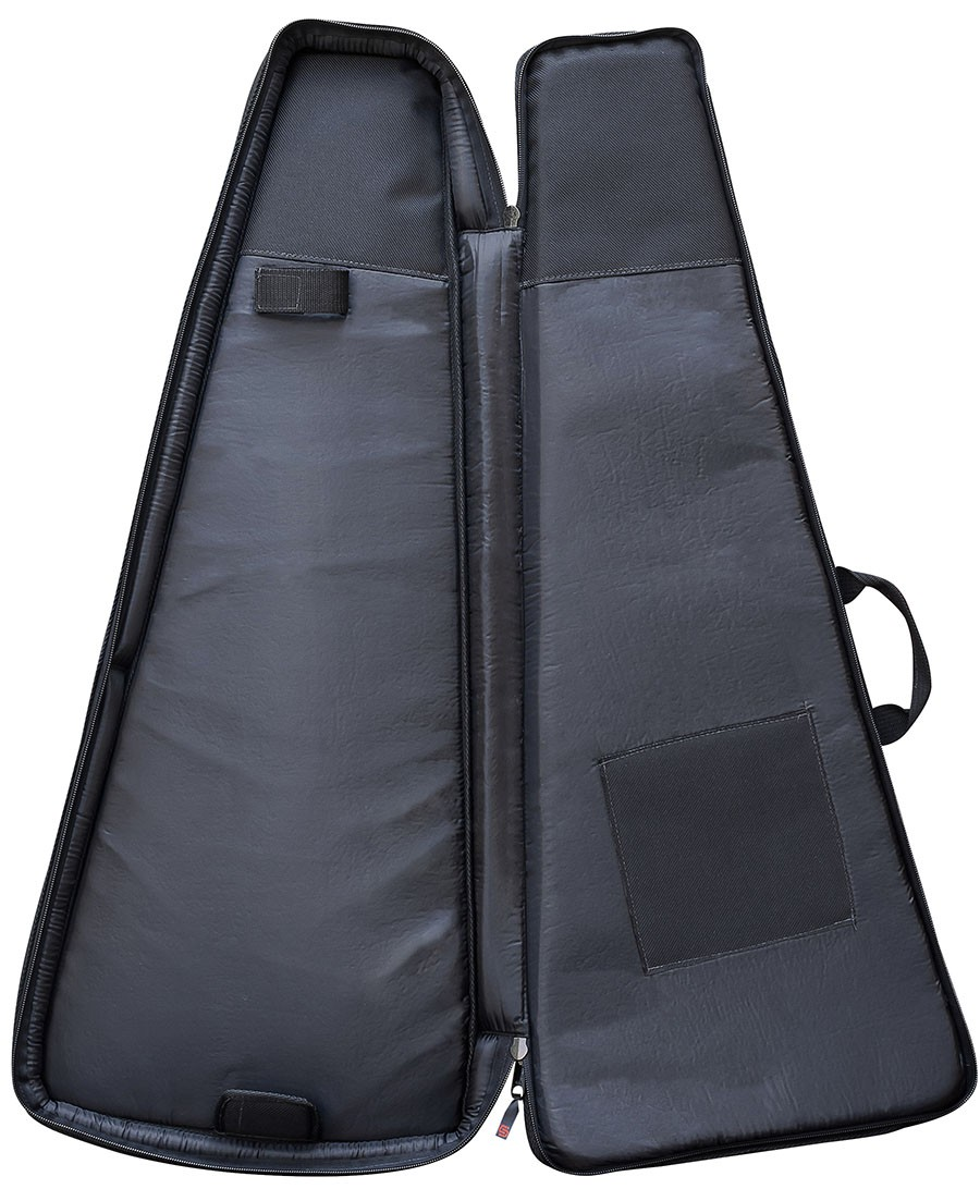 Capa Guitarra Soft Case Move Dupla Super Luxo