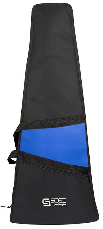 Capa Guitarra Soft Case Start Almofadada -  Azul