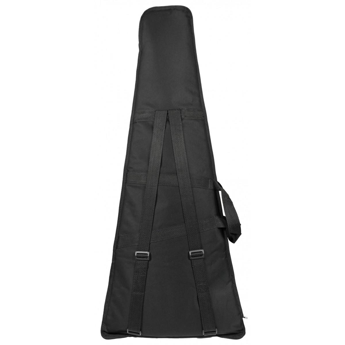 Capa Guitarra Soft Case Start Almofadada - Cinza