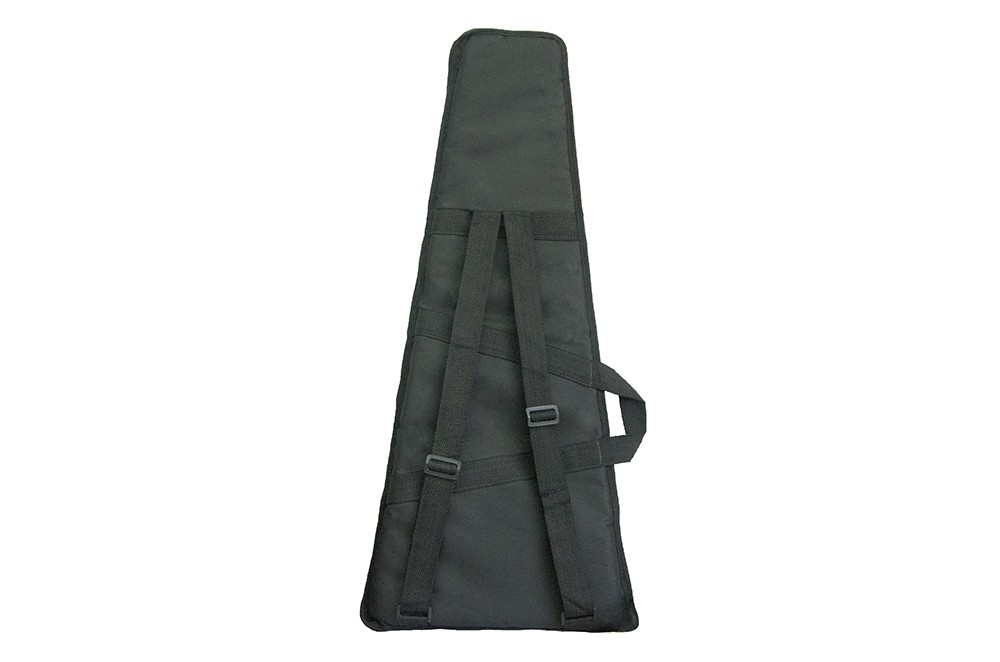 Capa Guitarra Soft Case Start Infantil Almofadada - Preto