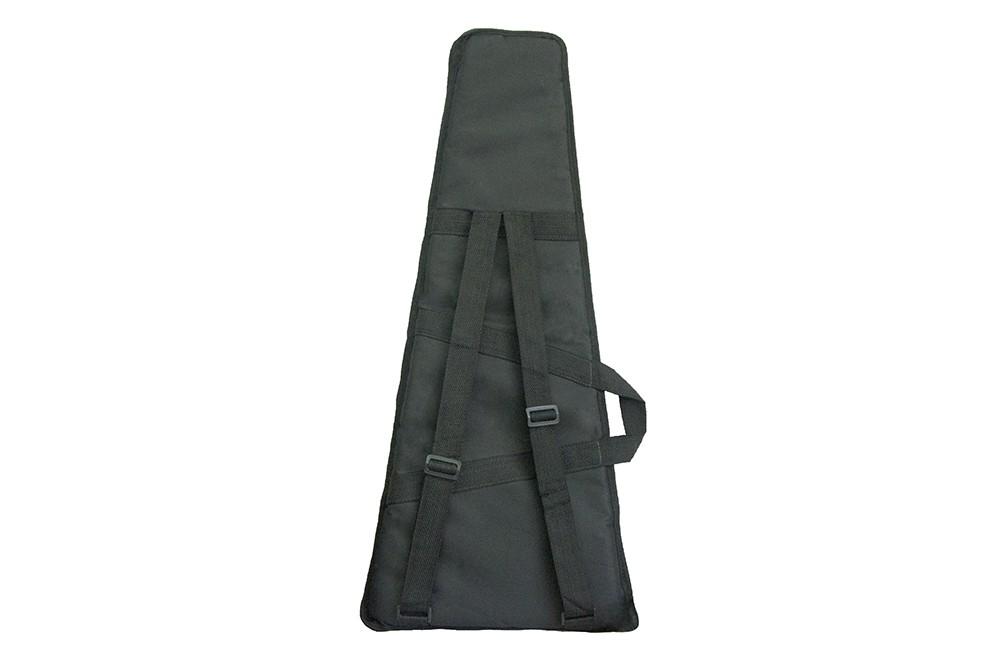 Capa Guitarra Soft Case Start Infantil Almofadada - Vemelho