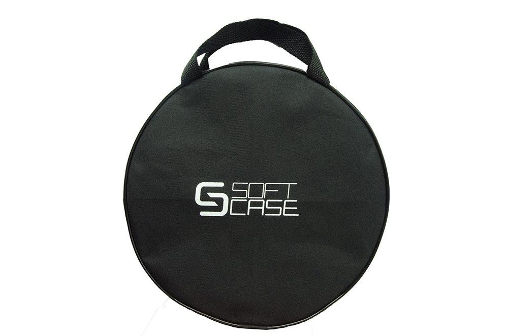 Capa Pandeiro Soft Case 10 Nylon Simples