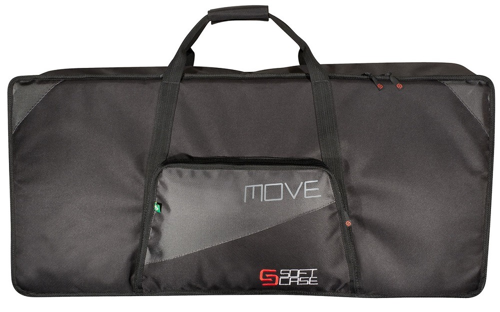 Capa Piano Digital Soft Case Move 7/8 P Super Luxo