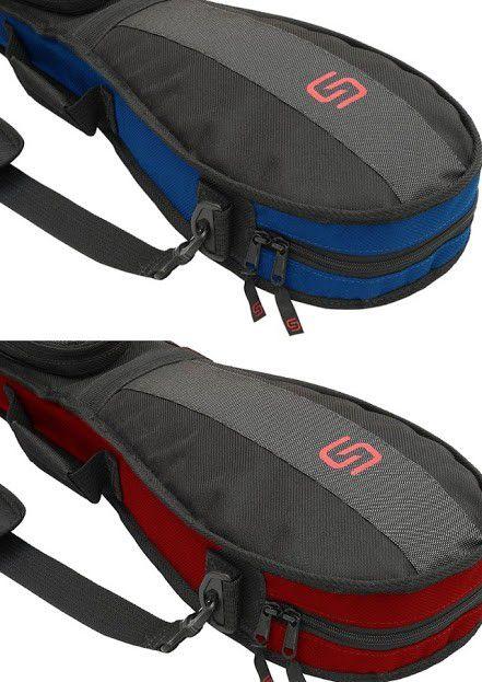 Capa Taco Golfe Soft Case Move Almofadada P - Vermelha