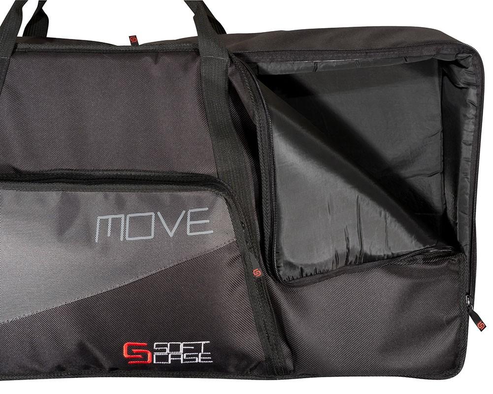 Capa Teclado Soft Case Move 5/8 G Super Luxo