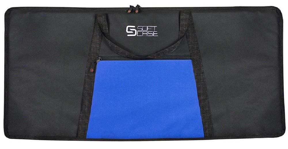 Capa Teclado Soft Case Start 6/8 Almofadada - Azul