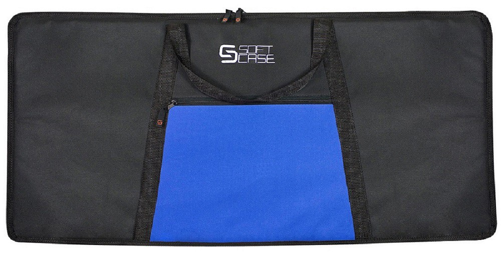Capa Teclado Soft Case Start 7/8 Almofadada - Azul