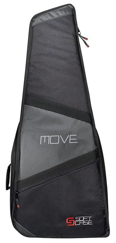Capa Violão Soft Case Move Flat Super Luxo
