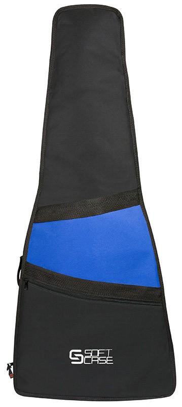 Capa Violão Soft Case Start Clássico Almofadada - Azul