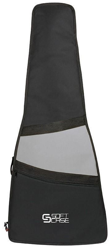 Capa Violão Soft Case Start Clássico Almofadada - Cinza