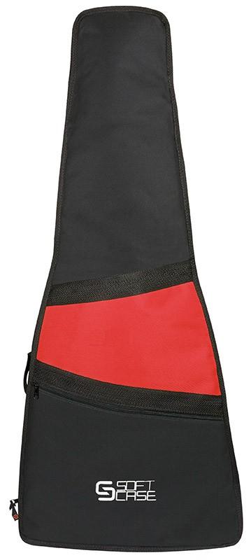 Capa Violão Soft Case Start Clássico Almofadada - Vermelho