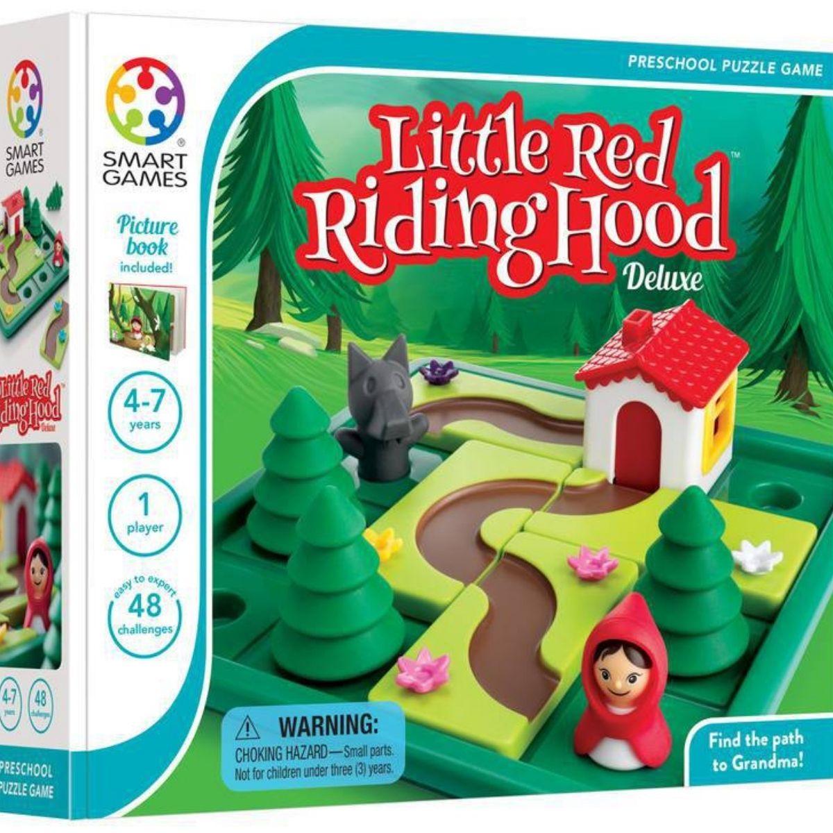 Jogo De Estratégia Little Red Riding Hood Deluxe