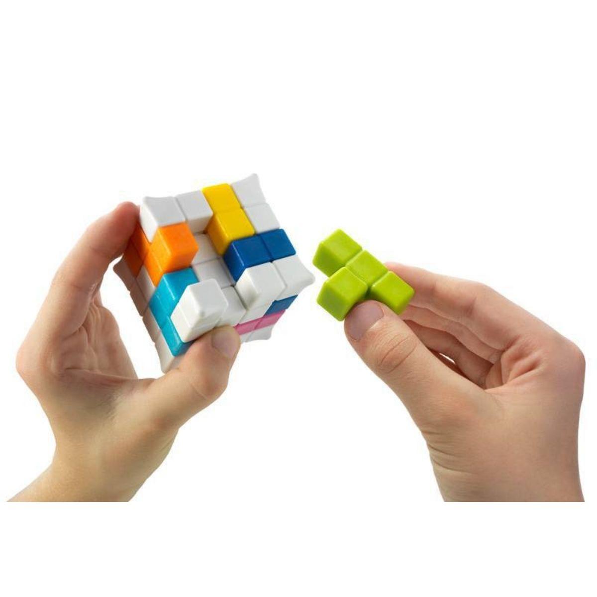 Jogo Tabuleiro Raciocínio Educativo Lúdico Plug e PLay Puzzler