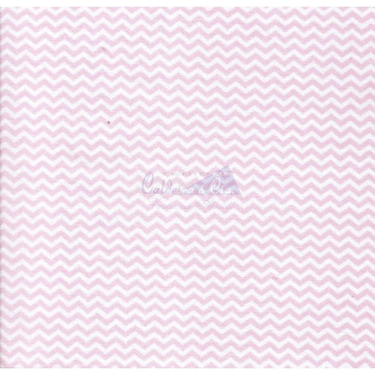 Tecido Tricoline 100% Algodão 0,50 cm x 1,50 m de Largura - Coleção Basic Baby