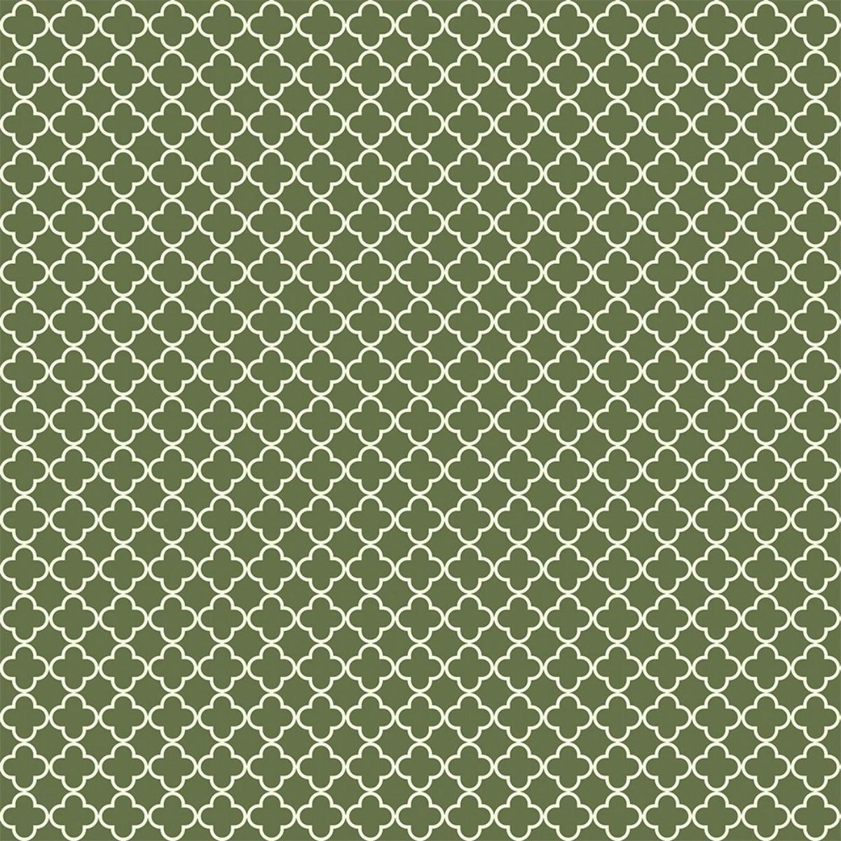 Tecido Tricoline 100% Algodão 0,50 cm x 1,50 m de Largura - Coleção Botânica