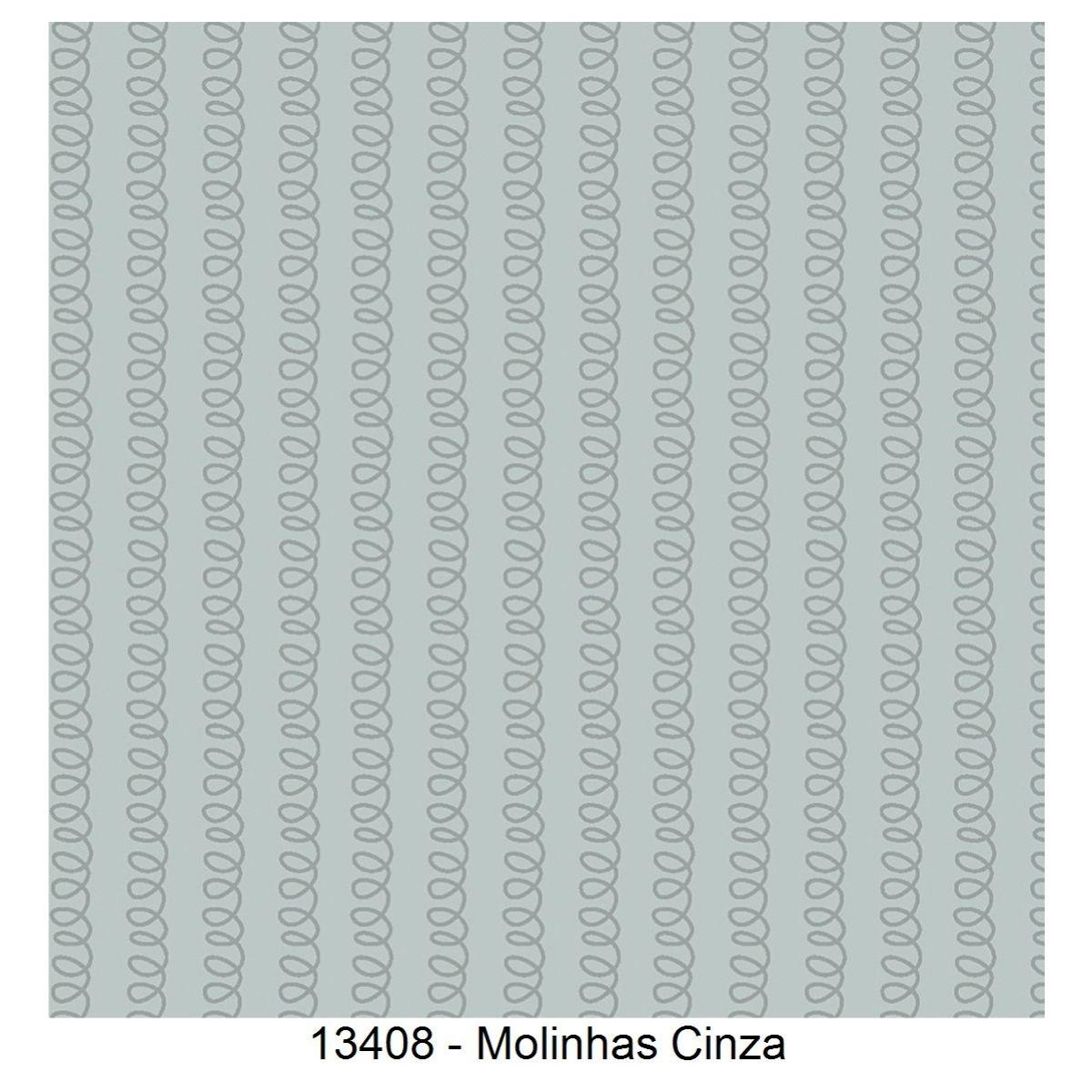 Tecido Tricoline 100% Algodão 0,50 cm x 1,50 m de Largura - Coleção Monstrinhos