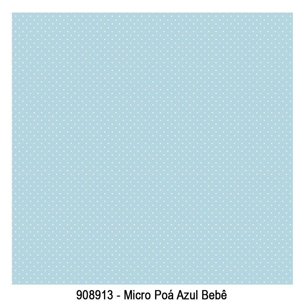 Tecido Tricoline Estampada 100% Algodão corte 0,50 cm x 1,50 m de Largura - Coleção Panda