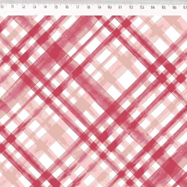Tecido Tricoline 100% Algodão Estampas corte 0,50 cm x 1,50 m de Largura - Coleção Põe na Mesa