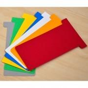 Cartão Kanban Colorido | Cartolina - Kit com 100 unidades