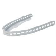 Elástico de regulagem transparente para Protetor Facial - Kit com 10 unidades
