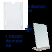 Kit de Displays