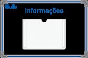 Quadro em MDF Informativo Para 01 Folha A4