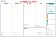 Quadro Flexível Moppy Flex - Scrum