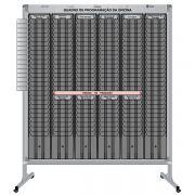 Quadro Programação da Oficina CJDR 16 BOX