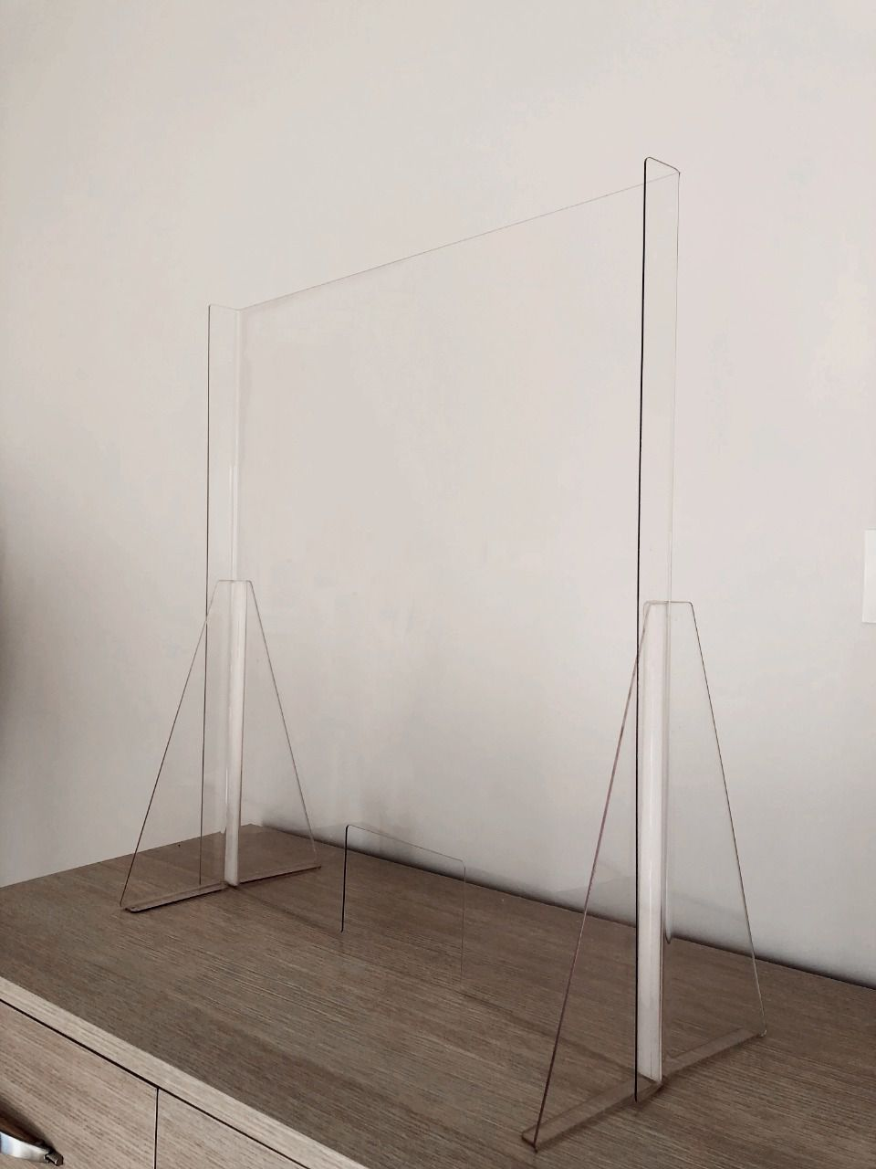 Barreira protetora COVID-19 | 60cm x 80cm