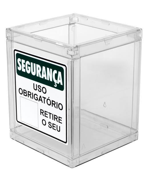 Caixa de EPI - Cristal - Isoflex