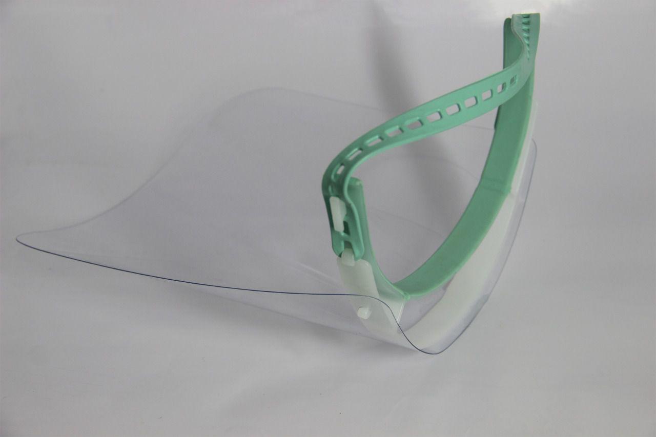 Máscara de Proteção Facial - SOFT - modelo emborrachado - UNITÁRIO