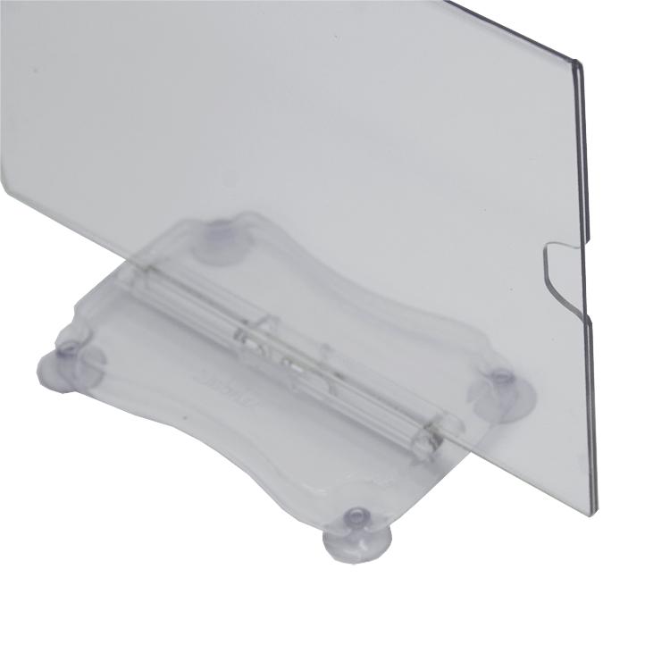Display Expositor de Mesa A5 Horizontal - Isoflex