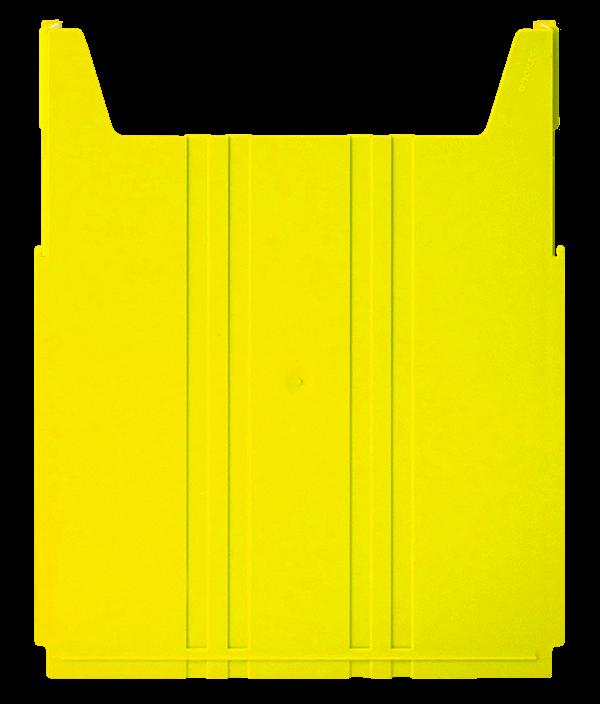 Escaninho Big Isolean | Amarelo