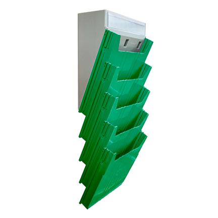 Escaninho Big Isolean de Parede - Isoflex | Verde