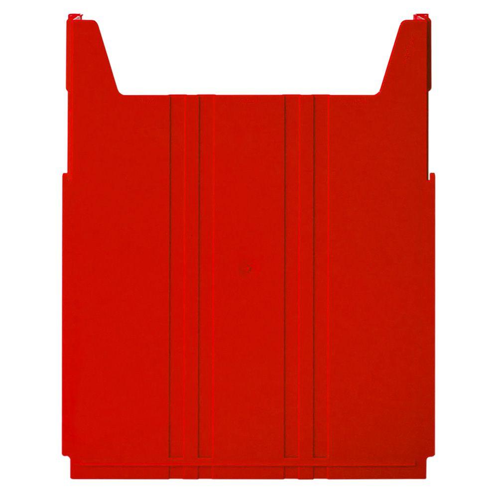 Escaninho Big Isolean - Isoflex | Vermelho