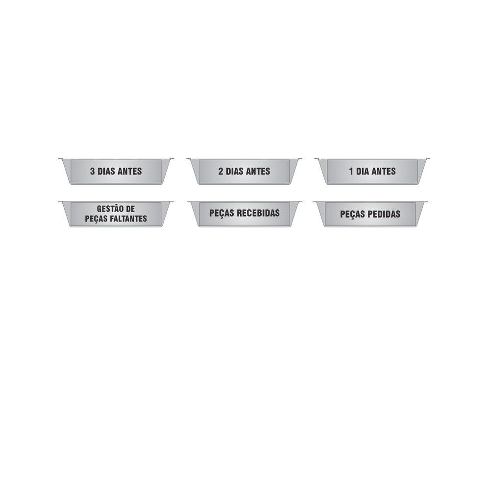 Kits Quadros FIAT - KIT PRO. DE OFI. + PRO. DO DIA + T. ISO. A4 + PTC + PTI + QBMF