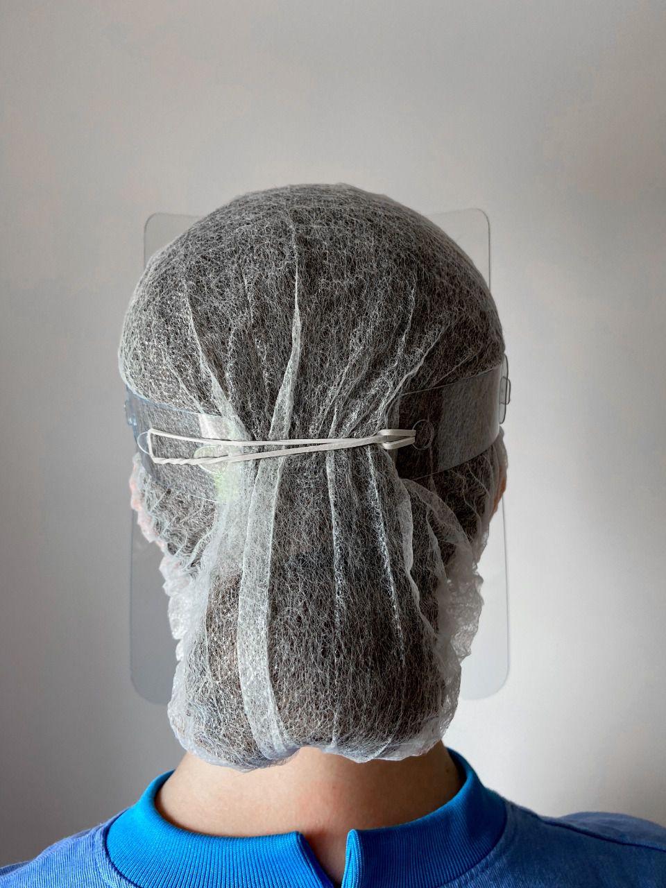 Máscara de proteção facial - uso PROFISSIONAL