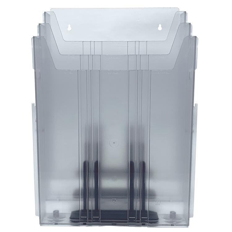 Organizador de Mesa Cristal | Vertical