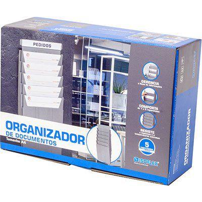 Organizador de Documentos de Parede - Isoflex