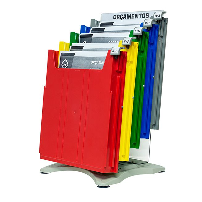 Organizador de Mesa | Vertical - Isoflex