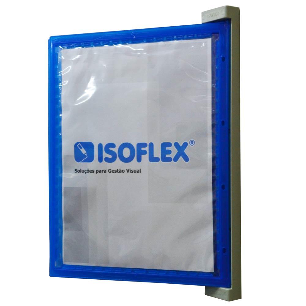 Pasta Isoflex A4 | Kit com 5 unidades