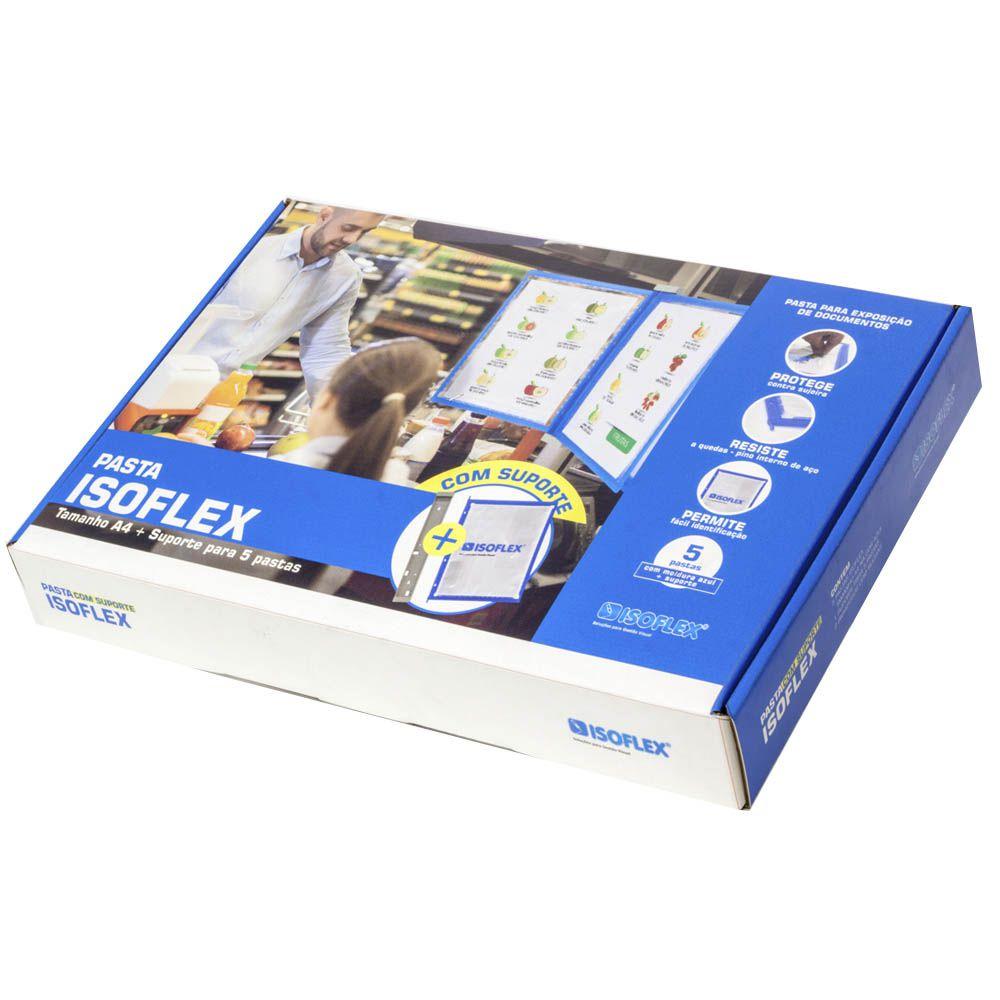 Pasta Isoflex com Suporte de Parede