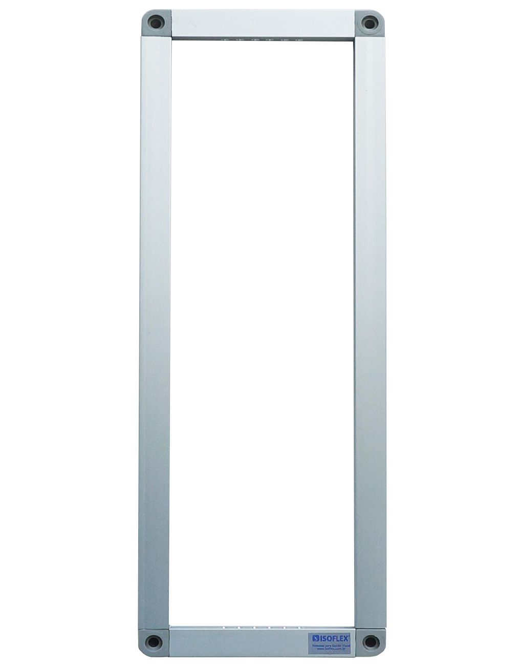 Suporte de Alumínio para Pastas A4 Retrato /A3 Paisagem - Isoflex