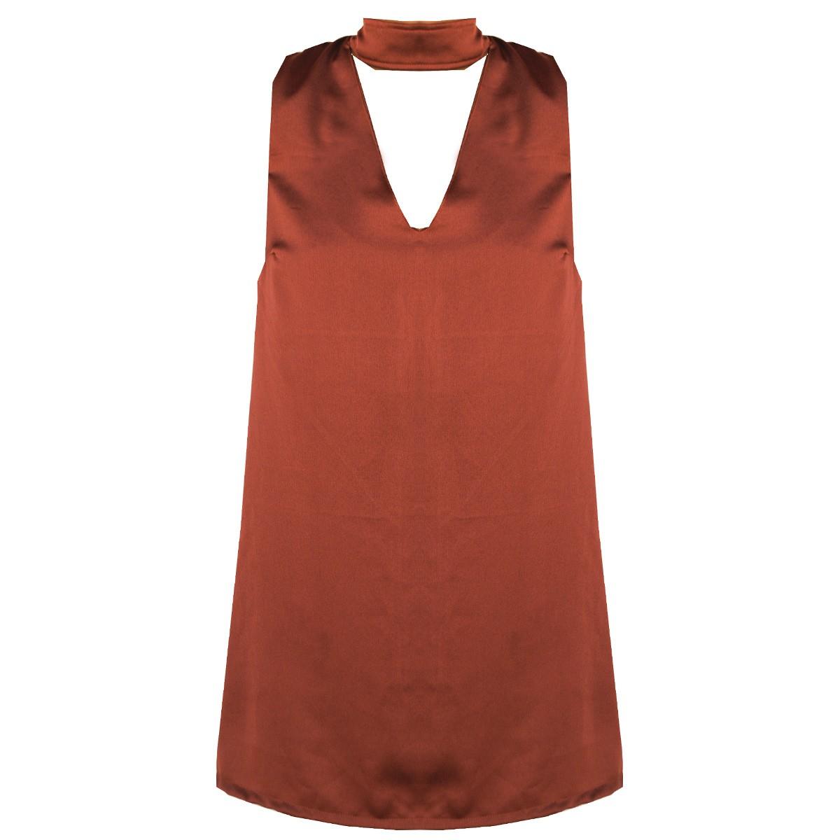 Vestido Cometa Vermelho