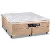 Colchão + Box King Size da Sankonfort de Molas Bonnel Tranquillite One Side
