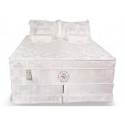 Colchão + Box Serta de Molas Posture Spirals Perfect Night UHP King Size