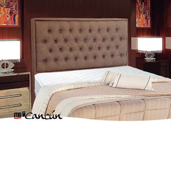 Cabeceira MB Para Cama Box de King Cancún