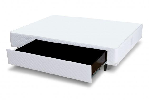Cama Box de Casal 1 Gaveta MGA