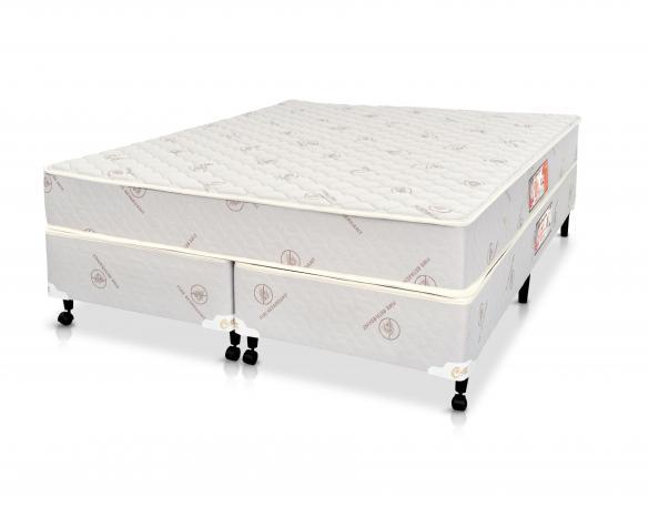 Colchão + Box da Castor de Espuma Hotel COLLECTION FOAM D 33 KING SIZE