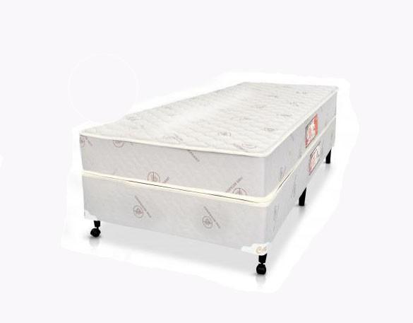 Colchão + Box Solteiro da Castor de Espuma Hotel COLLECTION FOAM D33